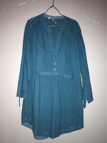 Camisa tipo túnica