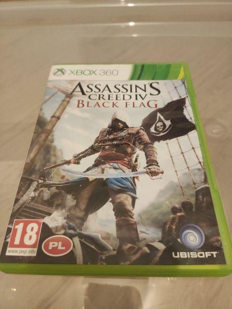Gra na Xbox One 360 Assasin's Ceed IV Black Flag