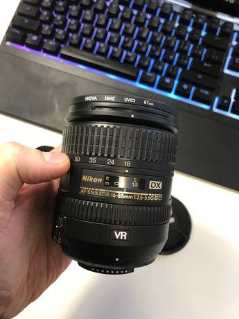Nikon 16-85mm