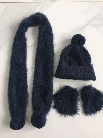 Шапка,шарф,рукавиці Mayoral 2-4р.