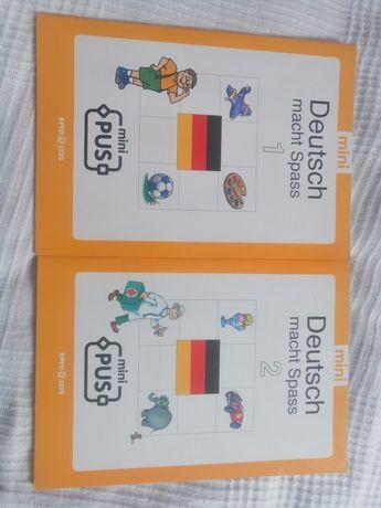 Książeczki PUS j. Niemiecki