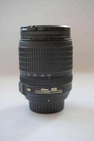 obiektyw 18-105 plus filtruv