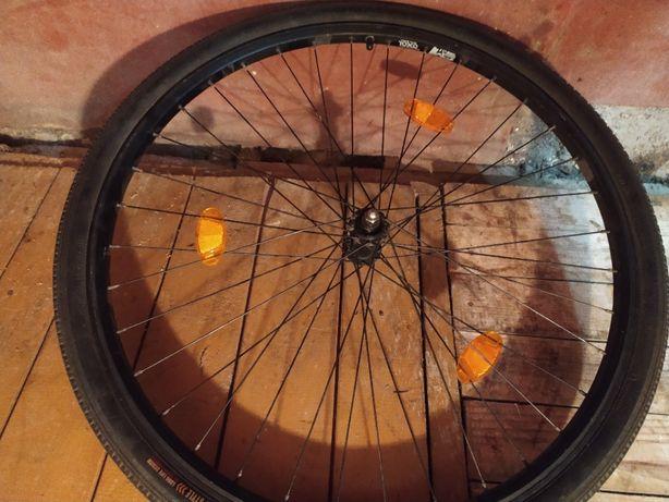 28 колесо переднее велоколесо