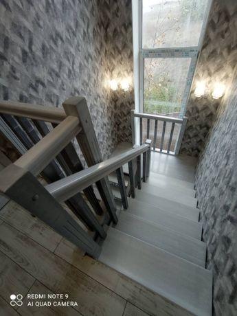 Стильная и качественная лестница способна украсить любой интерьер. Лес