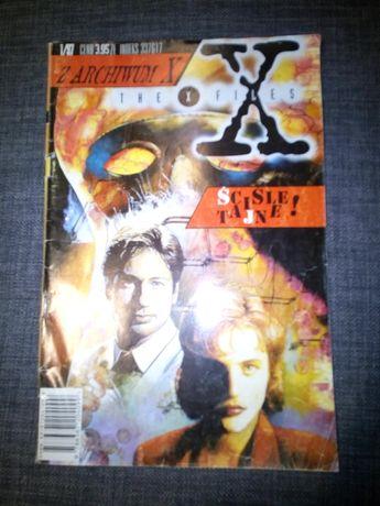Z archiwum X ,1/97, komiks