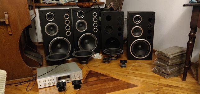 Altus 140 i Altus 110 + dodatkowe głośniki