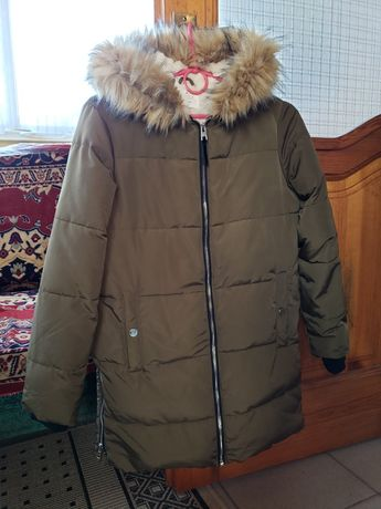 Зимова куртка для дівчинки,11років,Matalan