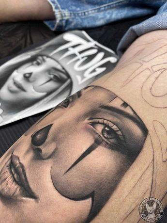 Tattoo & Piercing Tatuaże Tatuaż