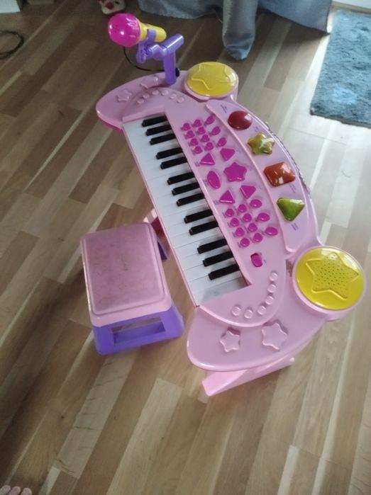 Pianino,organy dla dzieci Mielec - image 1