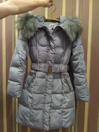 Пальто женское. Пальто с мехом. пальто