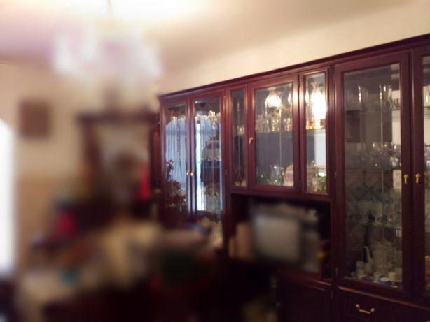 Móvel de sala (Cristaleira) louceiro / 3 elementos