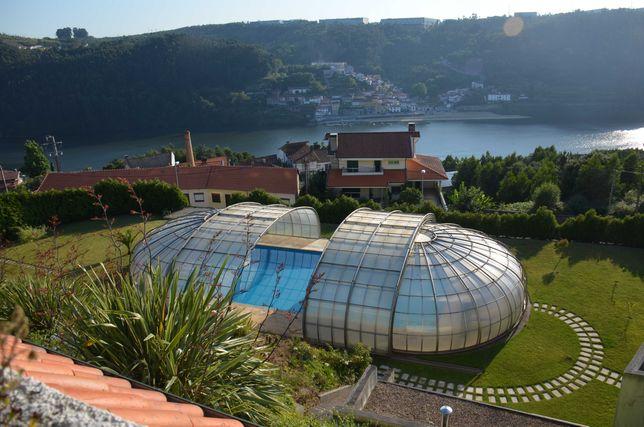 Espetacular T3 com vista Rio, piscina a 10min Porto