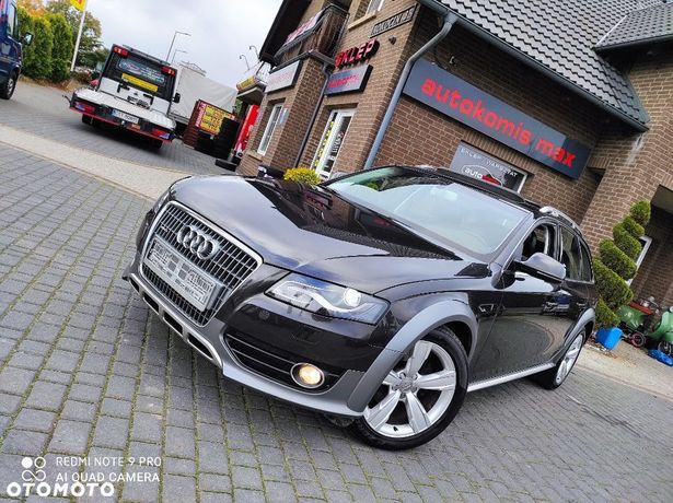 Audi A4 Allroad 1 rok gwarancji VIP GWARANT quattro 4x4