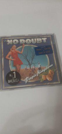 No dubt tragic kingdom plyta CD