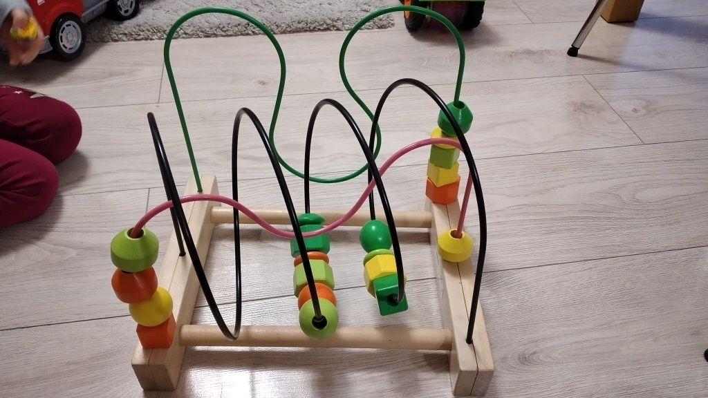 Ikea mula zabawka sensoryczna