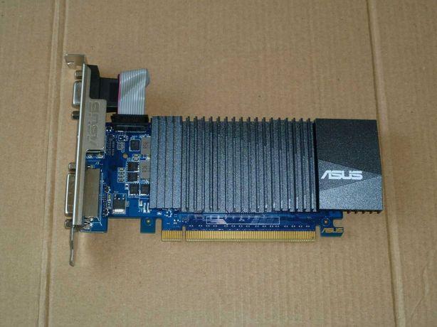 ASUS GeForce GT 710 Silent 1GB GDDR5/36 miesięcy gwarancji.
