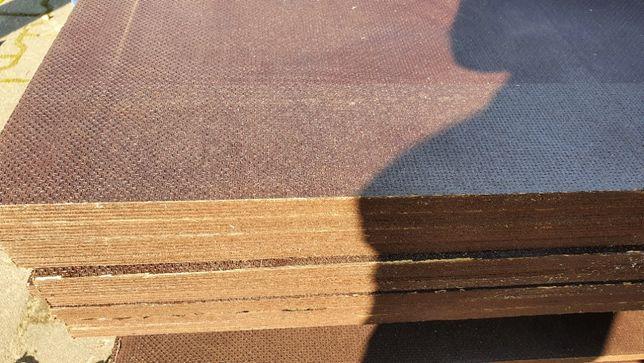 sklejka foliowana kratkowana bardzo mocna marki przyczepka buda peri
