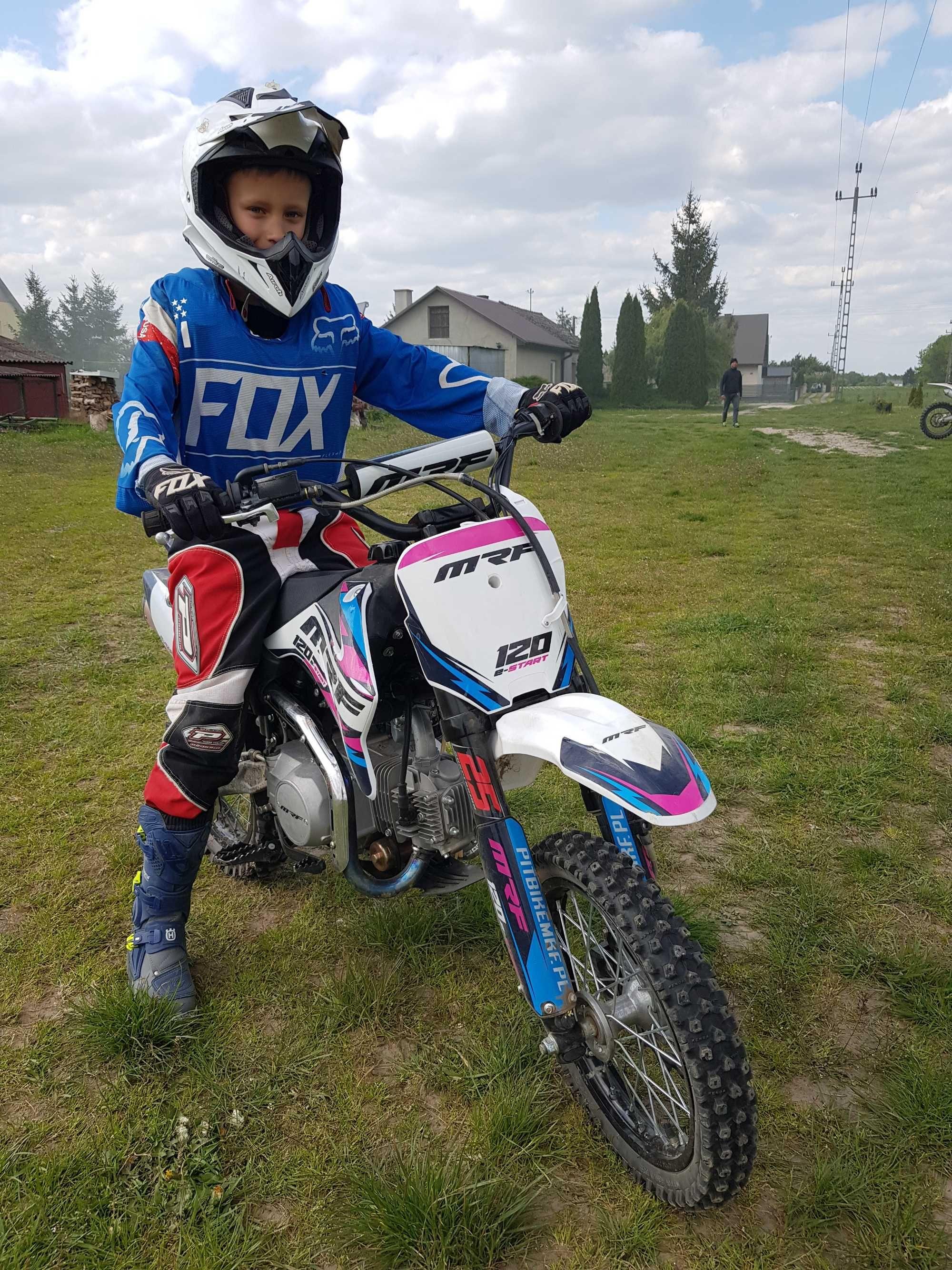 MRF 120 Pitbike / motocross