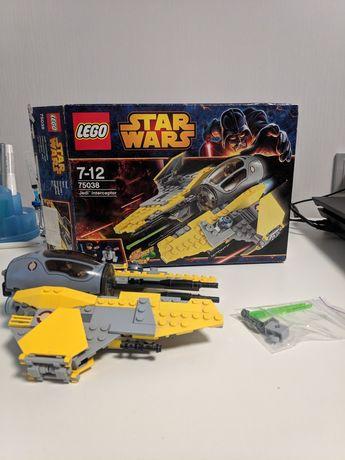 Lego star wars 75038