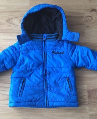 Niebieska kurtka Losan 74 cm