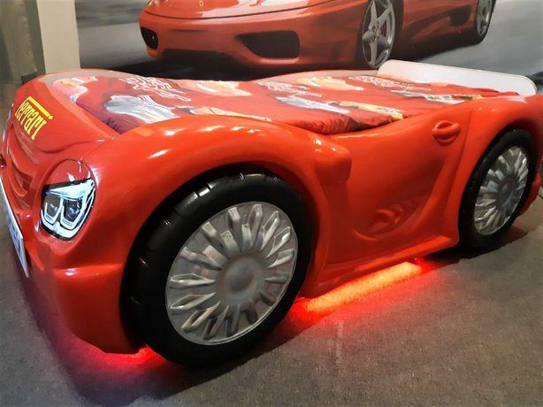 Кровать машинка детская 3D