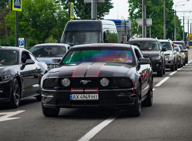 Ford Mustang GT 4.6