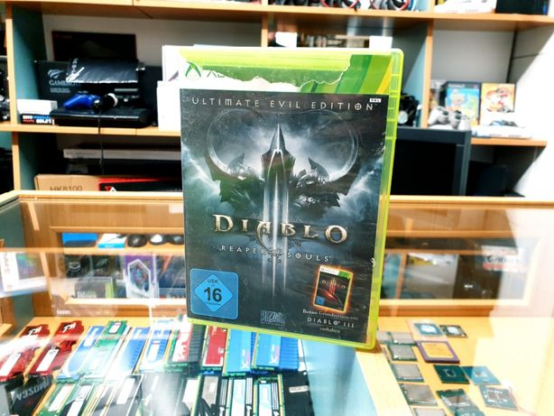 Diablo 3 reaper of souls - Gra na Xbox 360