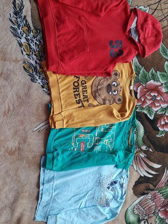 Свитер, кофта, футболка на мальчика