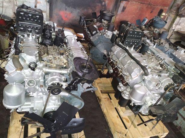 Двигатель мотор движок ЗИЛ 130 131 КамАЗ 740 ЯМЗ 236 238 капремонт