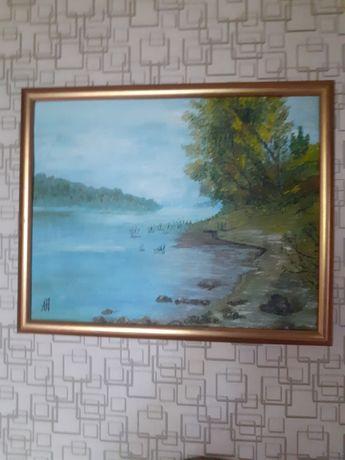 Картина,олійна фарба,50×40