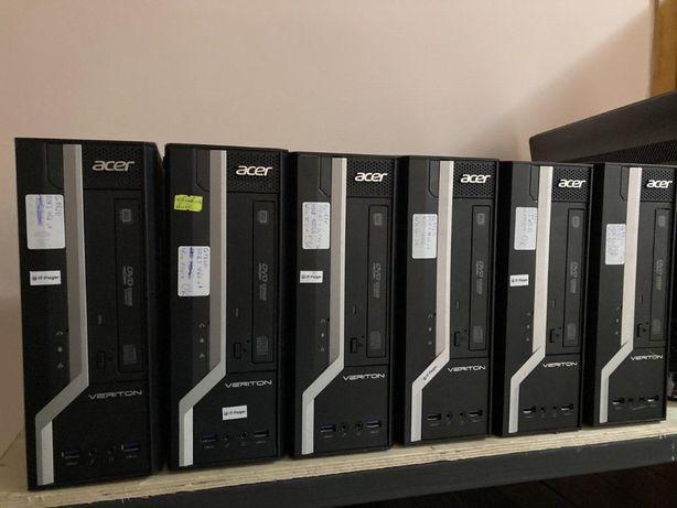 Компьютер/ПК Acer X2631G SFF G1820   DDR3 4GB   HDD 320GB. ПДВ