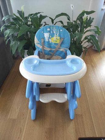 Krzesełko do karmienia Baby mix 2w1 TANIO