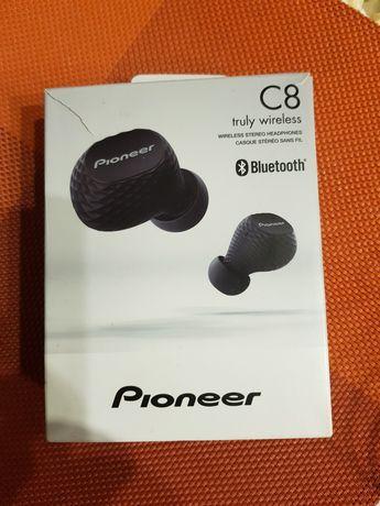 Słuchawki PIONEER bluetooth C8