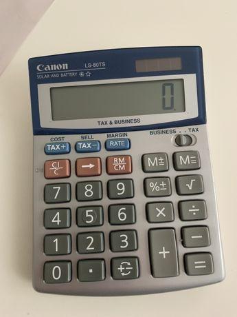 Kalkulator solarny Canon LS-80TS