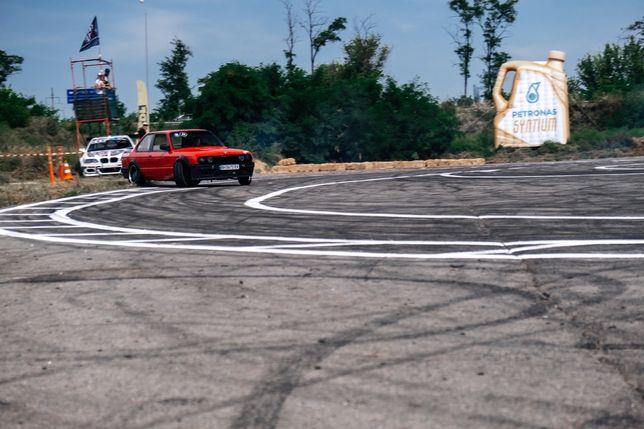 BMW E30 drift