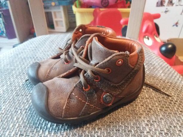 Buty skórzane firmy elefanten roz 21