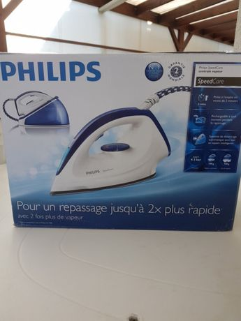 Ferro caldeira Philips