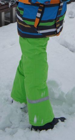 Spodnie narciarskie LEGO TEC, rozm. 134 stan idealny