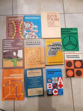 Książki/podręczniki szkolne