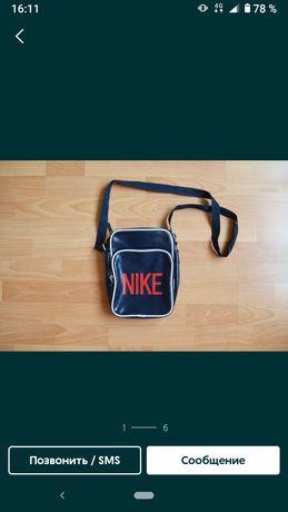 Nike сумка барсетка