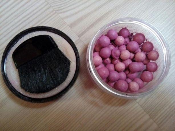 Румяна-шарики MAC
