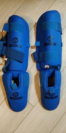 Футы для карате (защита ног) Bestsport