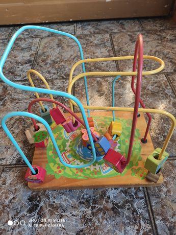 Zabawka edukacyjna mula