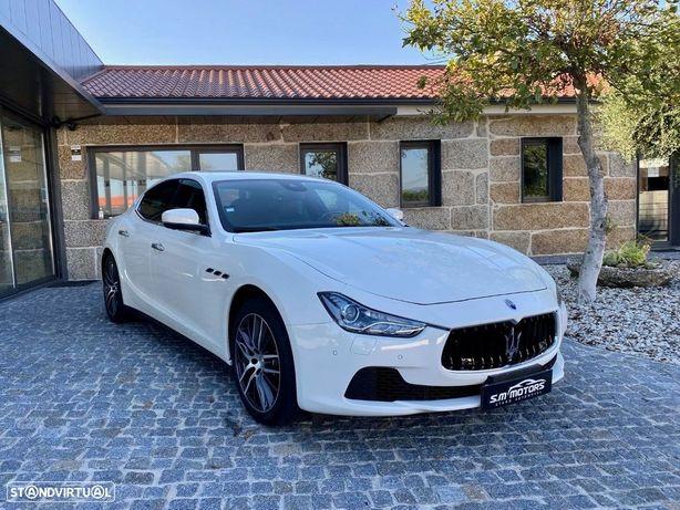 Maserati Ghibli 3.0 SPORT