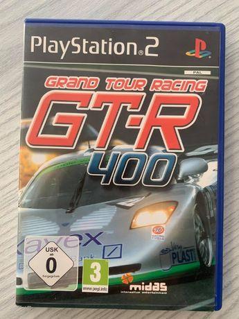 Grand Tour Racing GTR 400 Playstation 2 Ps2