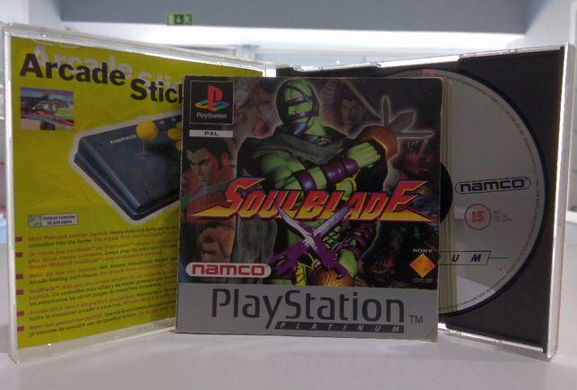 SoulBlade (Jogo PS1)