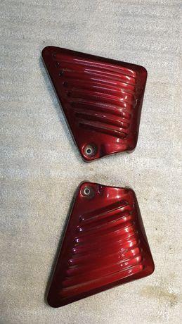 Harley Davidson V-Rod - skrzela osłonki