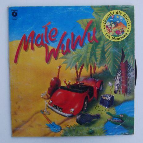 Płyta vinylowa Małe Wu Wu piosenki dla dzieci z grą
