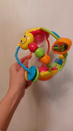 Игрушка Hola Toys Развивающий шар