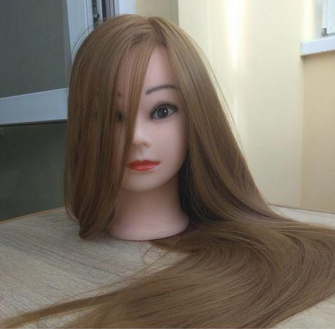 Кукольная голова для причесок